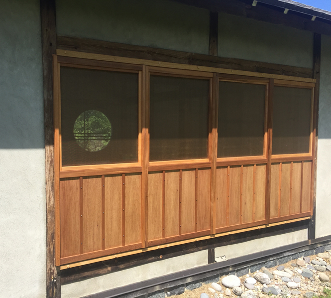 Storm Doors with Screens